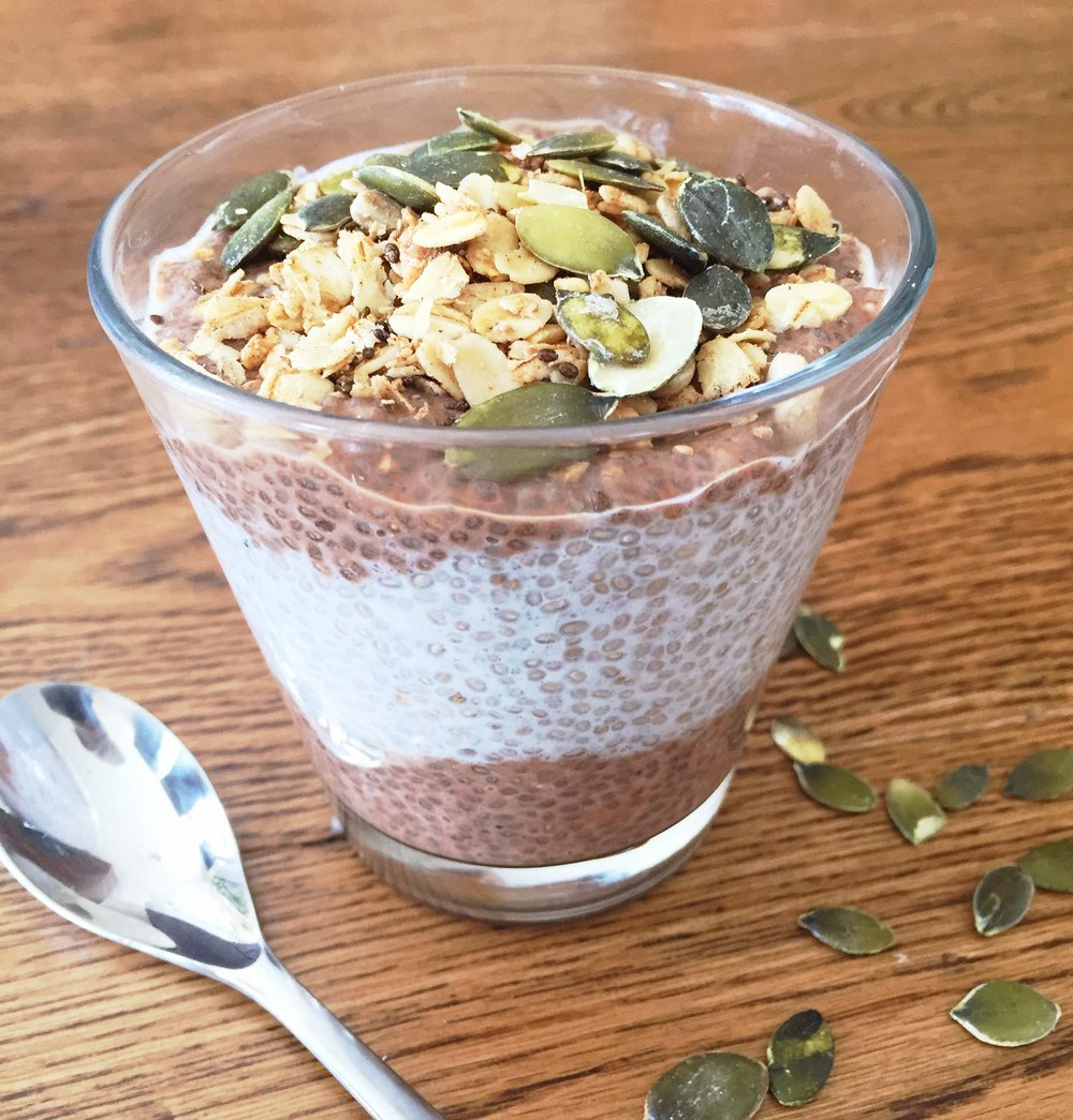 Chia for breakfast anyone?