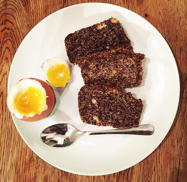Hemsley + Hemsley flaxseed bread. No yeast! No grains! No gluten! Should I stop eating it?