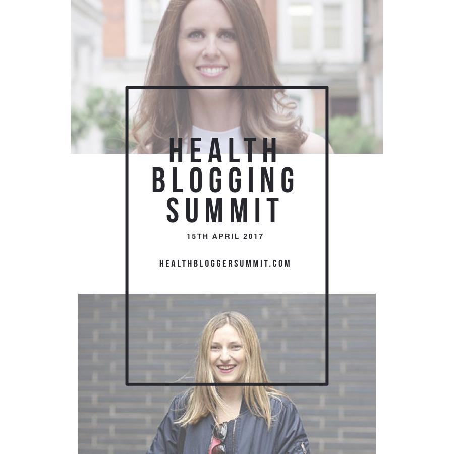 Health Blogger Summit