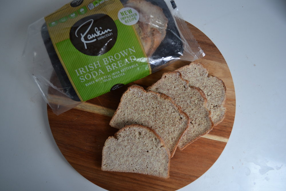 No. 8 Rankin brown soda bread