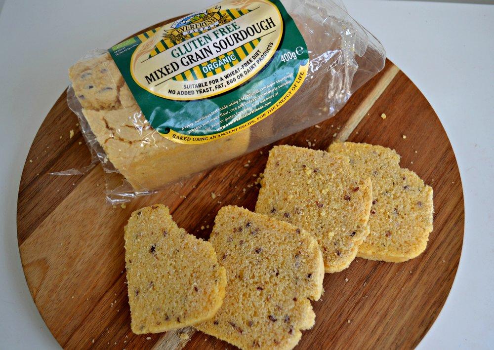 Everfresh Mixed Grain Sourdough | The Flourishing Pantry | yeast free diet blog