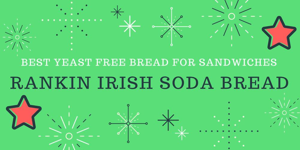 Sandwich bread | The Flourishing Pantry | yeast free diet blog
