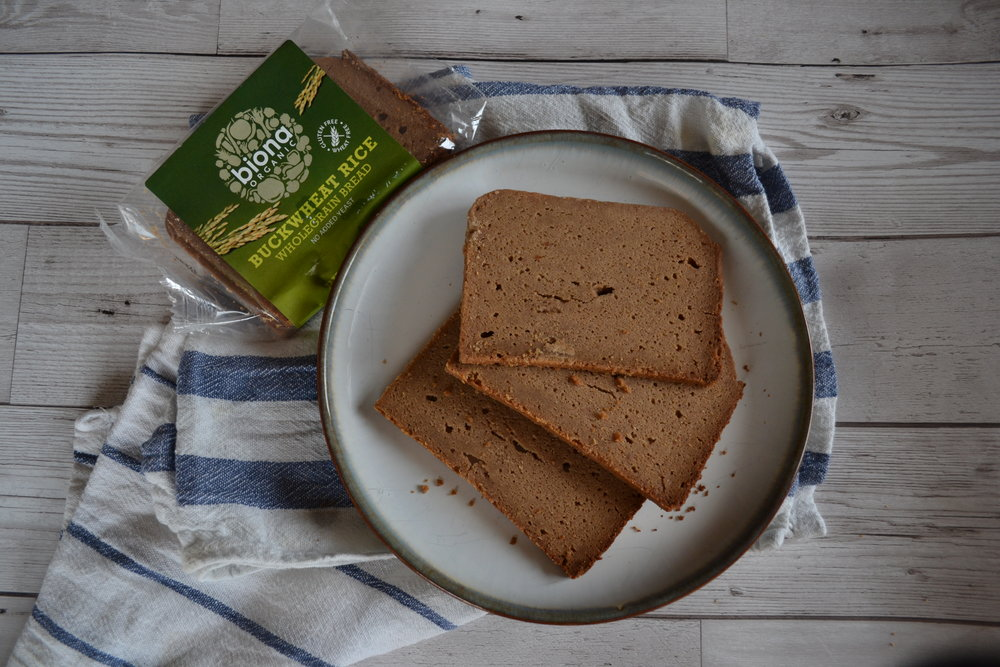 2. Biona Buckwheat Rice