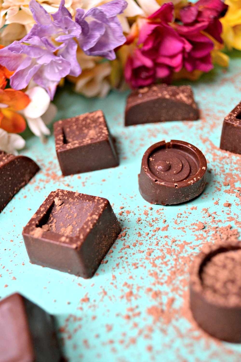 Vegan chocolate recipe | The Flourishing Pantry