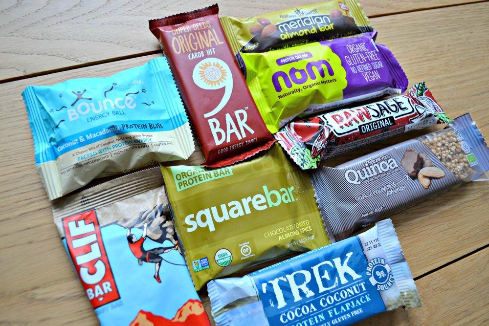 Fruit free snack bar reviews | The Flourishing Pantry