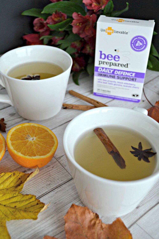 Autumn spiced elixir | The Flourishing Pantry