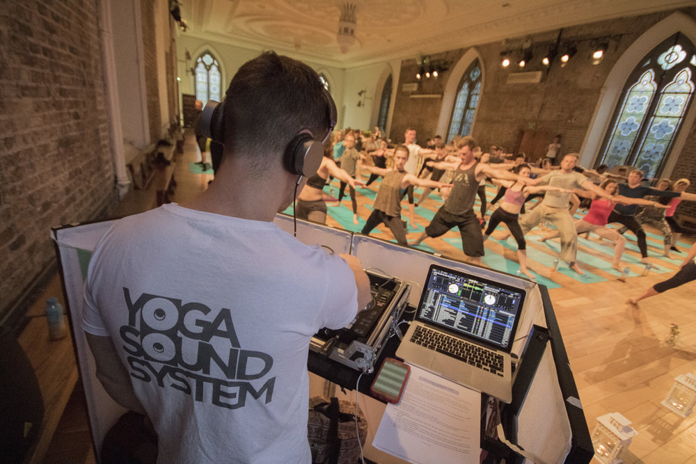 Yoga Sound System