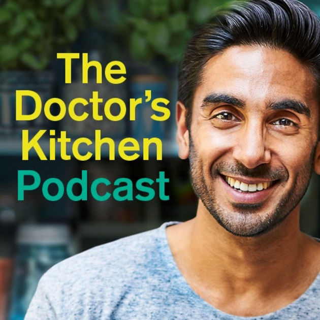The Doctor's Kitchen podcast review