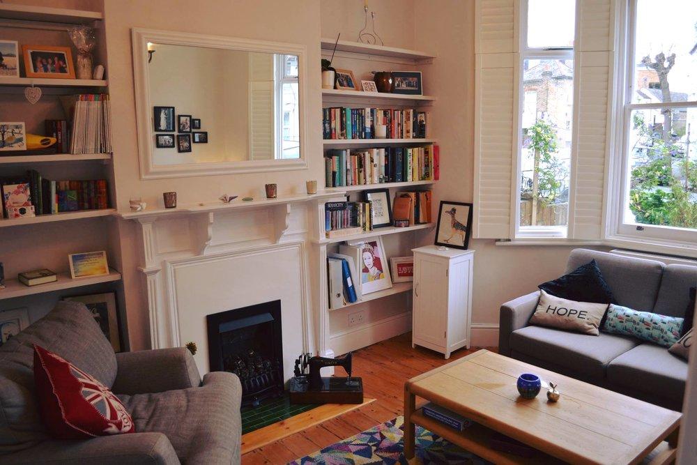 My little flat in London!
