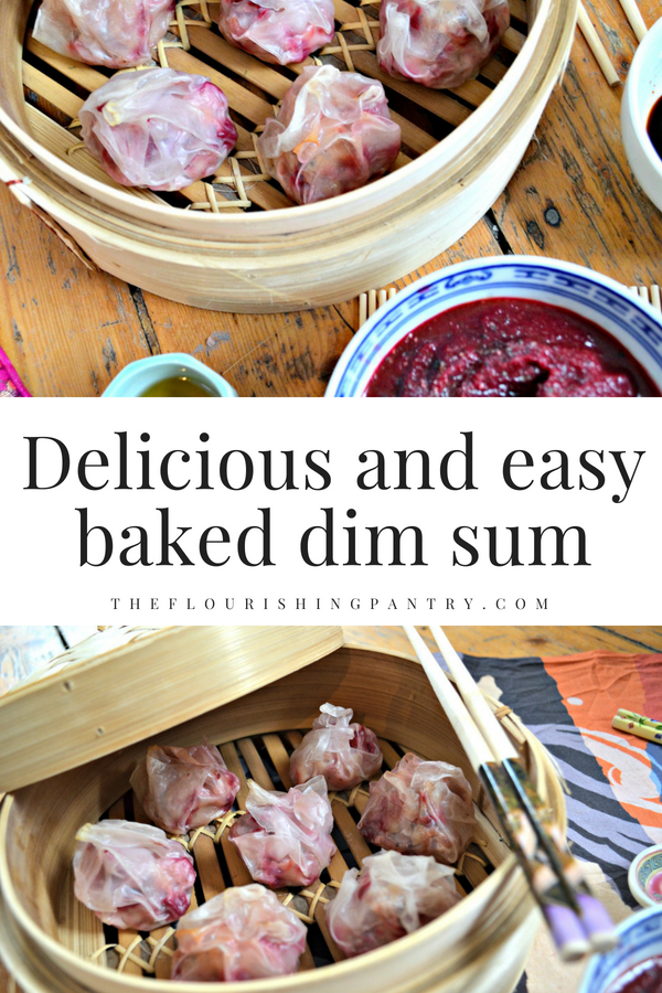 Delicious and easy baked dim sum | The Flourishing Pantry.png