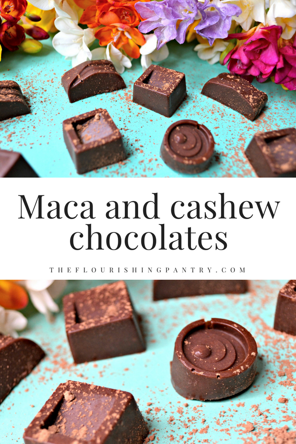 Maca and cashew chocolates | The Flourishing Pantry.png