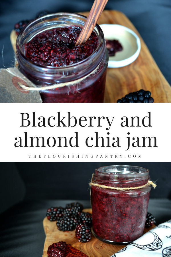 Blackberry and almond chia jam | The Flourishing Pantry.png