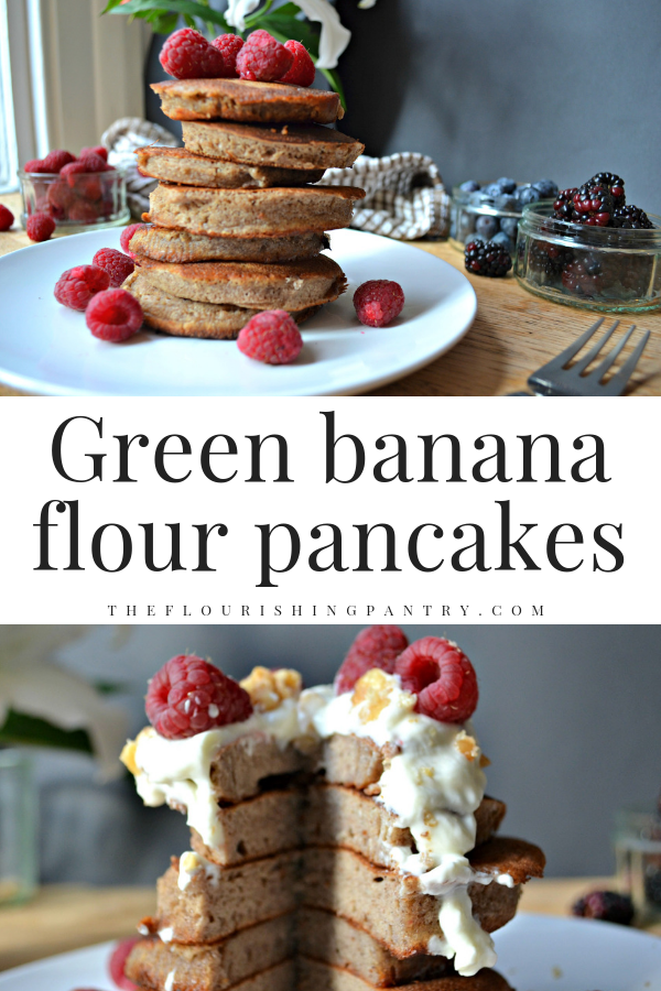 Green banana flour pancakes | The Flourishing Pantry.png