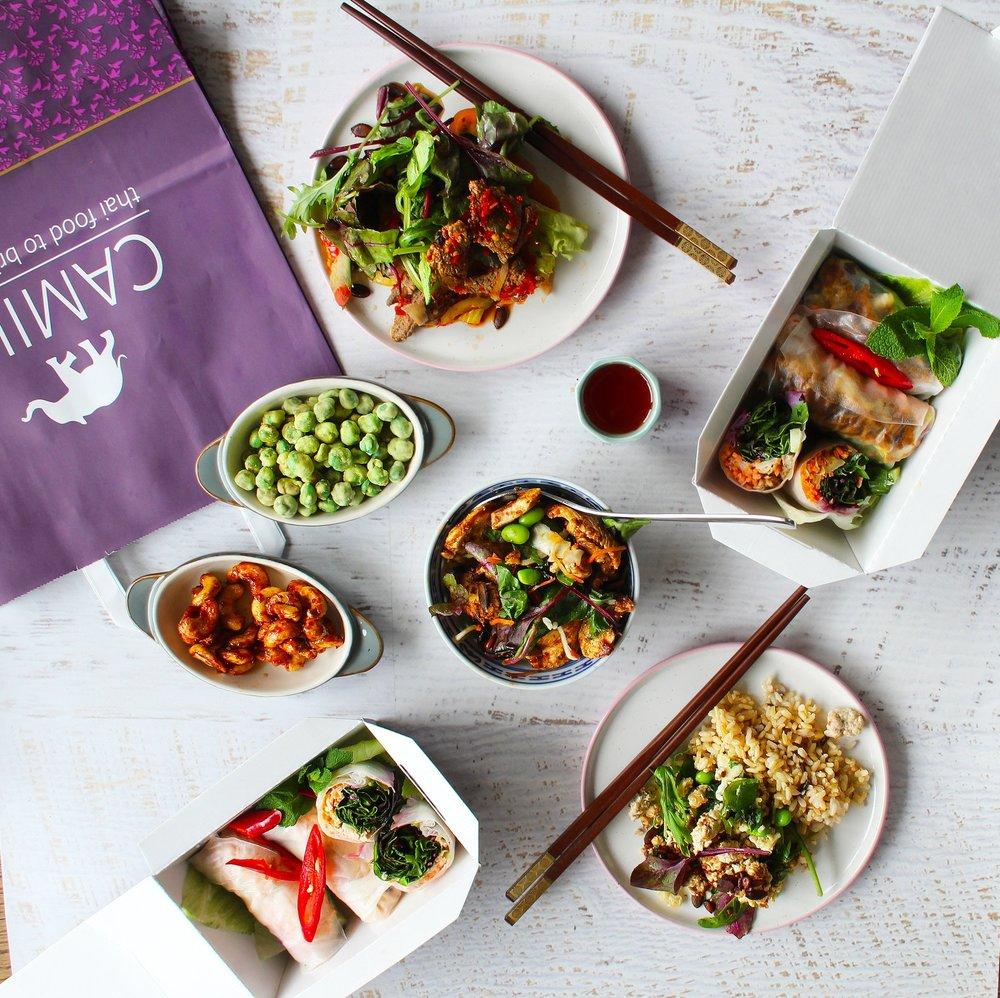 Camile Thai Food