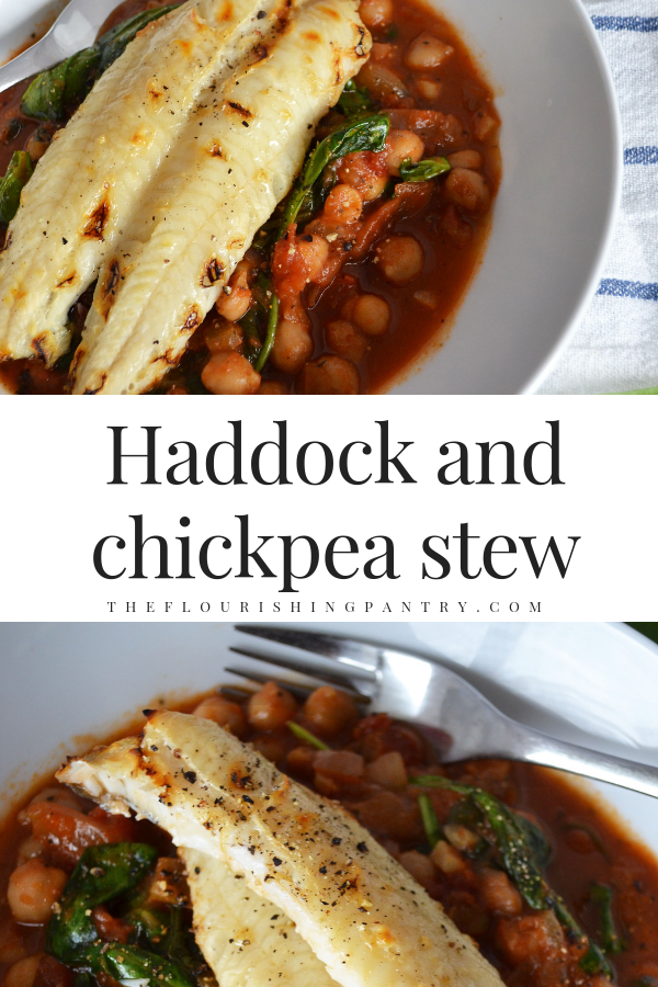 PINTEREST | Haddock and chickpea stew | The Flourishing Pantry.png