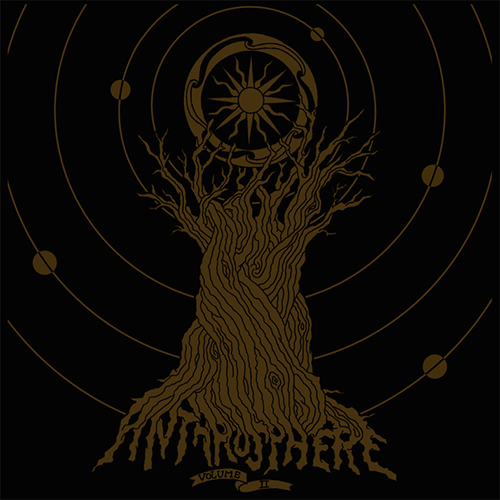 Anthropshere Vol II album cover for Anthropic Records