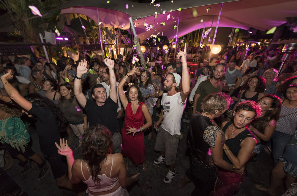 event photographer in Ibiza