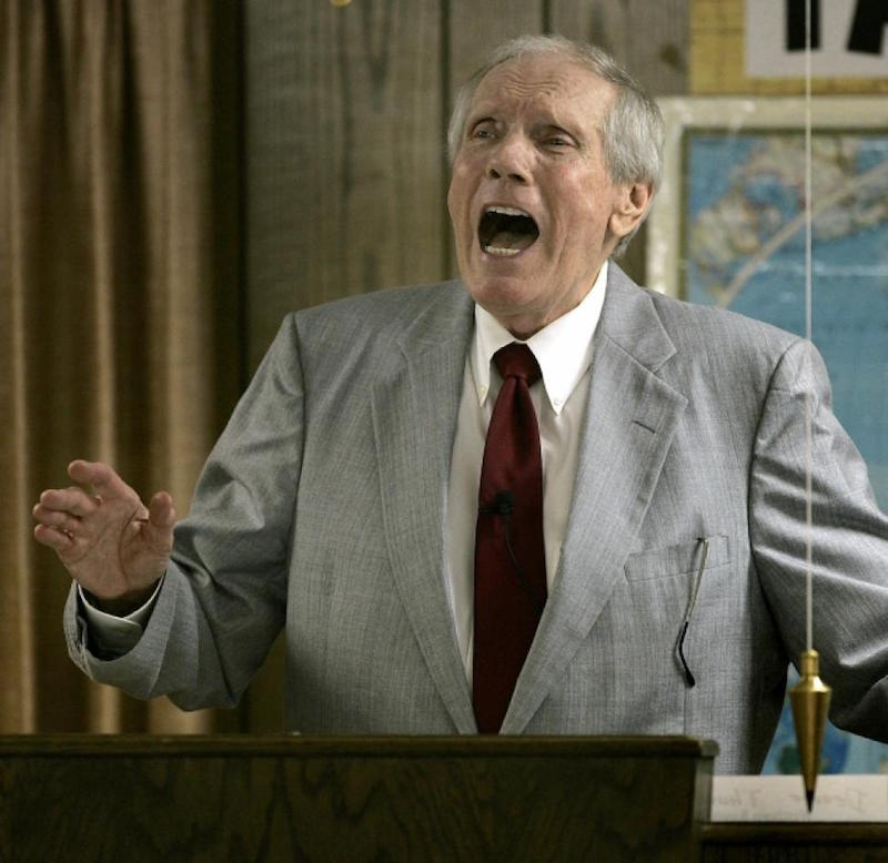 Fred Phelps.