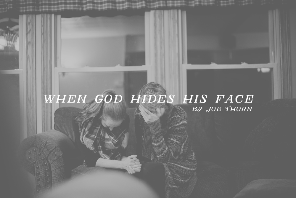 Image result for God hides his face""