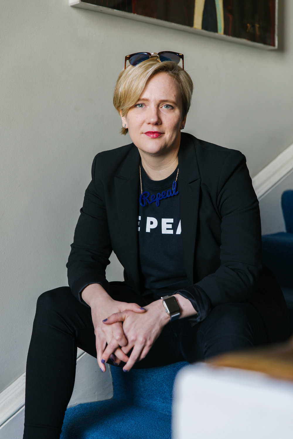 Stella Creasy, MP for Walthamstow