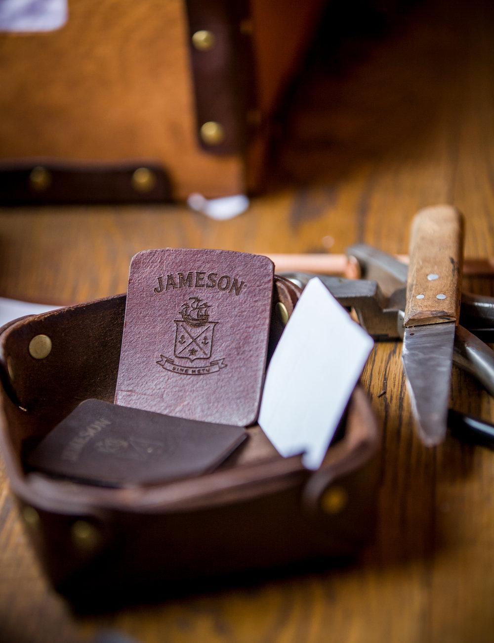 Dublin Bar Academy for Jameson Whiskey