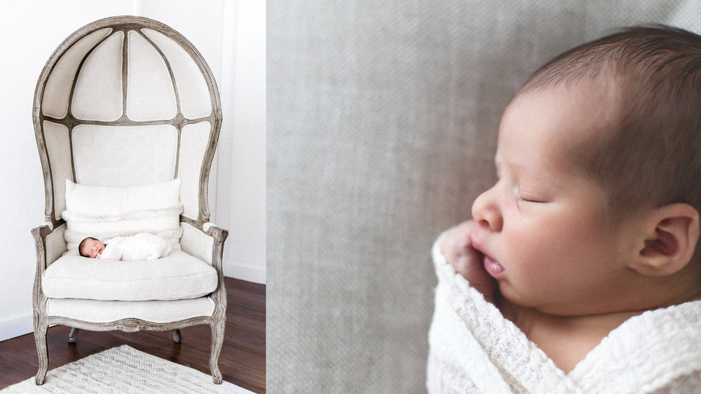 artistic newborn photography in NY