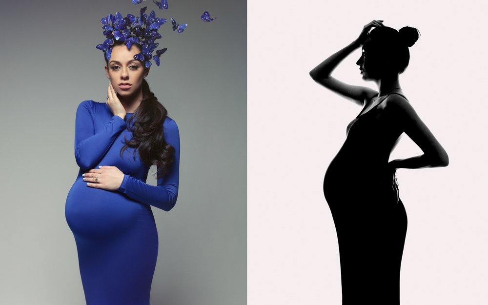 maternity photos NYC