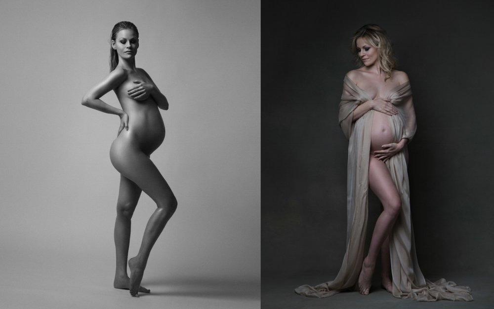 best maternity and newborn photographer NYC