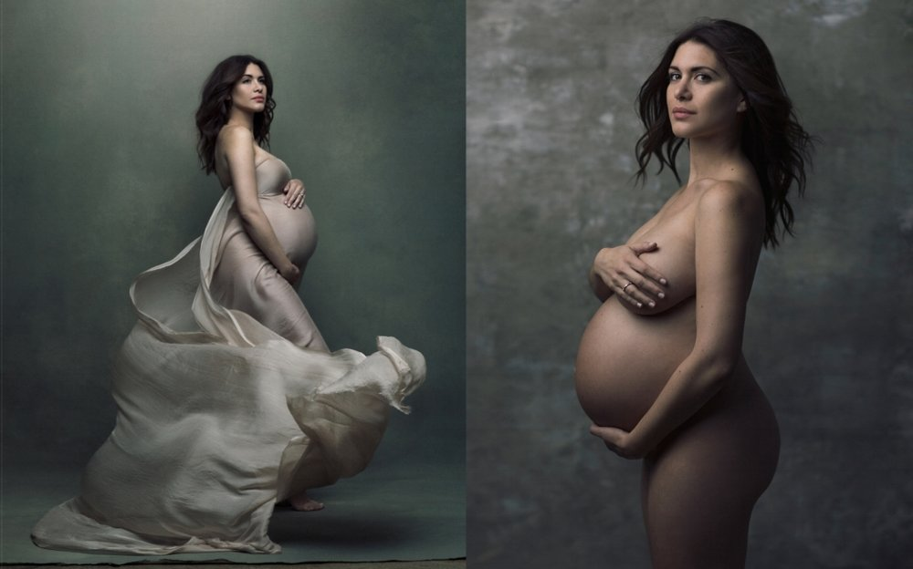 timeless maternity photos