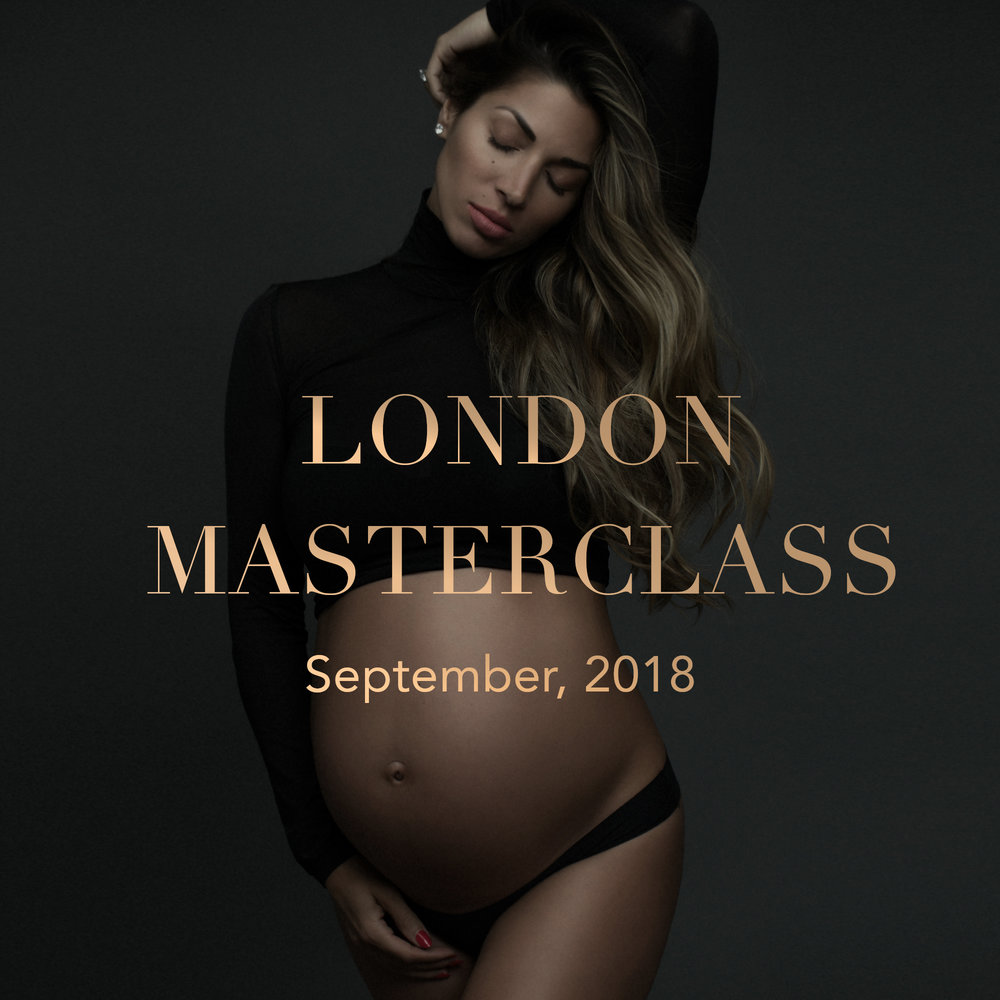 Lola Melani London maternity photography workshops