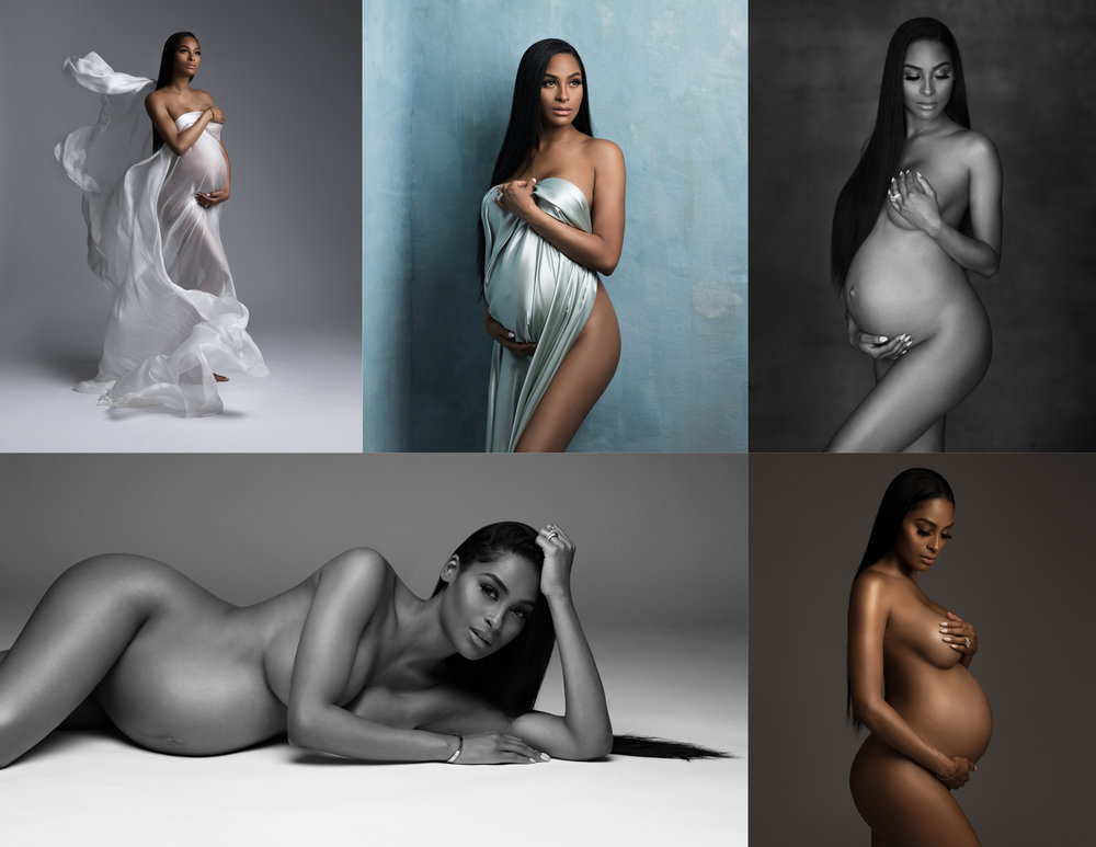 NYC maternity photography by Lola Melani