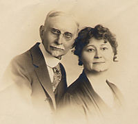 Dr. and Mrs. Powers, c.1927
