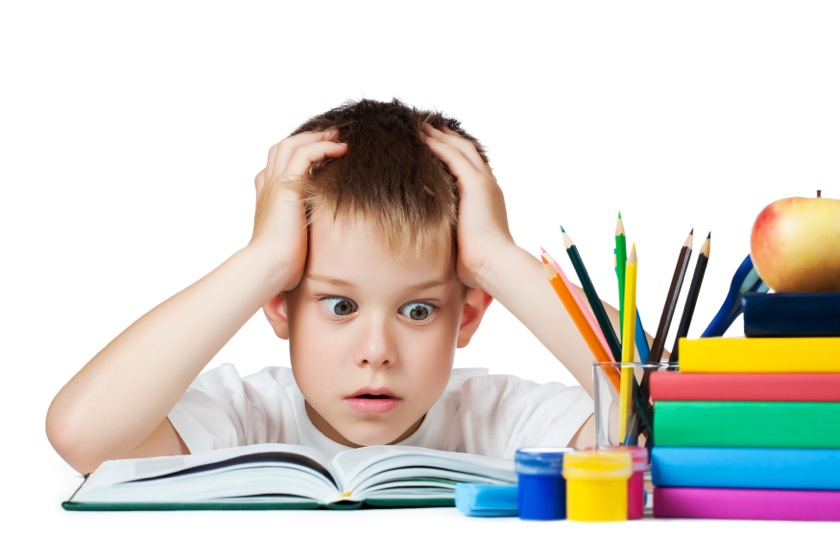 Problems With Homework