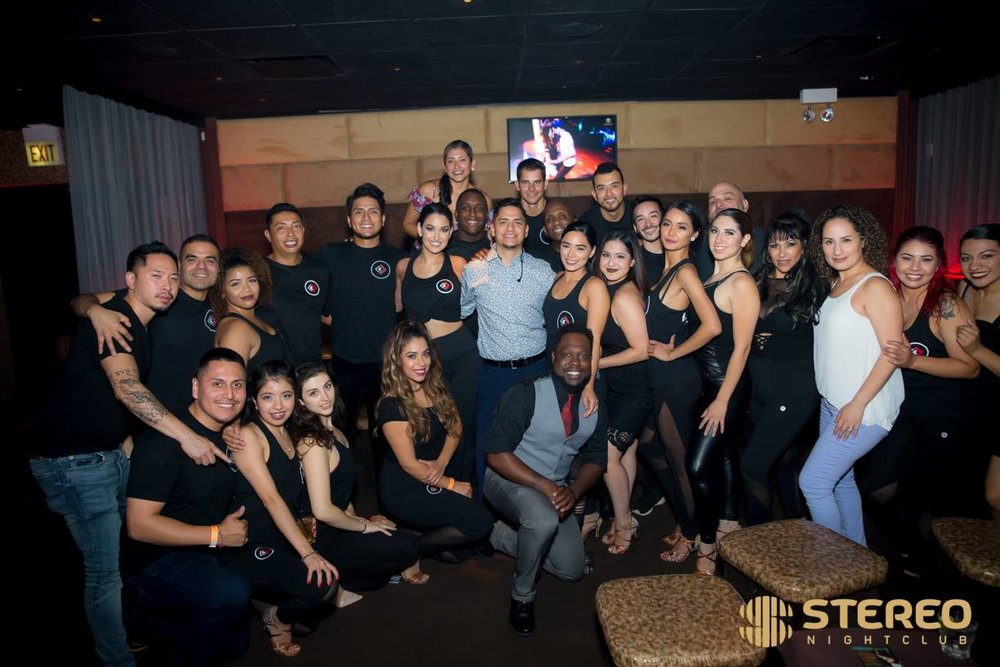 Events….   Free Bachata Lesson by Reynaldo Sanchez every Friday @ Stereo Nightclub, 9:15pm!