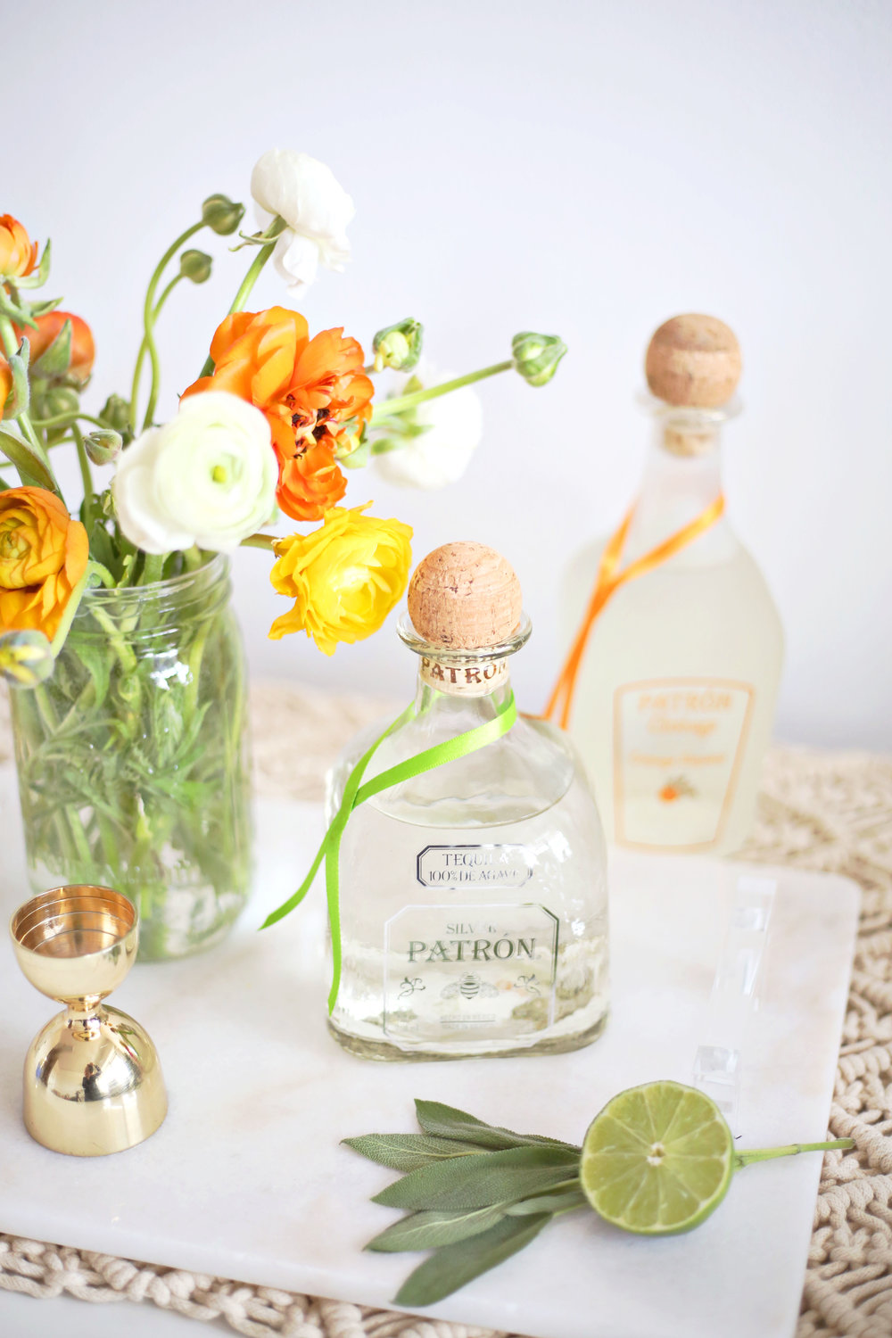 Margarita of the Year with Patrón