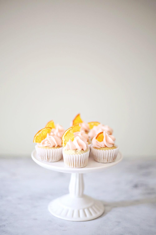 Negroni Mini Cupcakes (click for recipe)