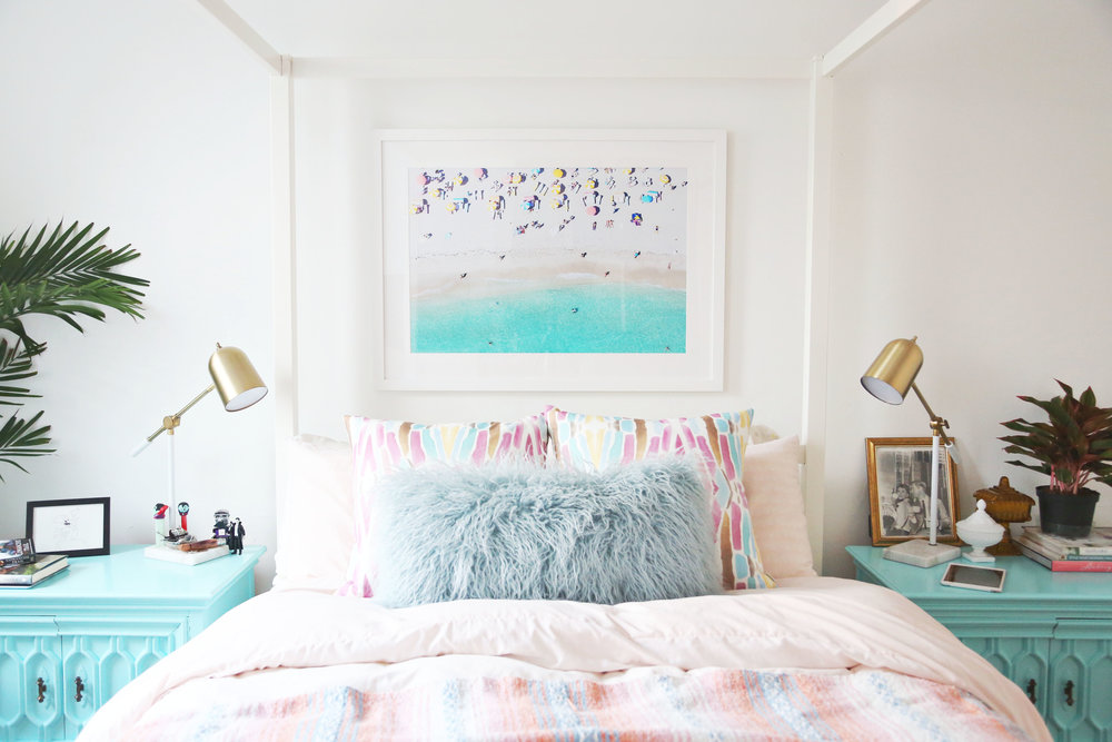 Bedroom Decor | 25 Top Interior Design Posts of July | Amara | ARSENIC-LACE.COM | Sunday Kind of Love