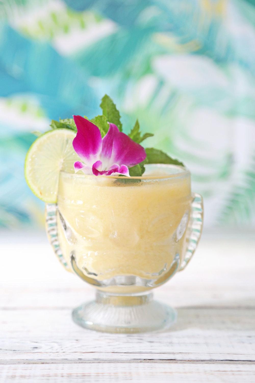 Mango Mai Tai | Summer Cocktails | ARSENIC-LACE.COM | Sunday Kind of Love