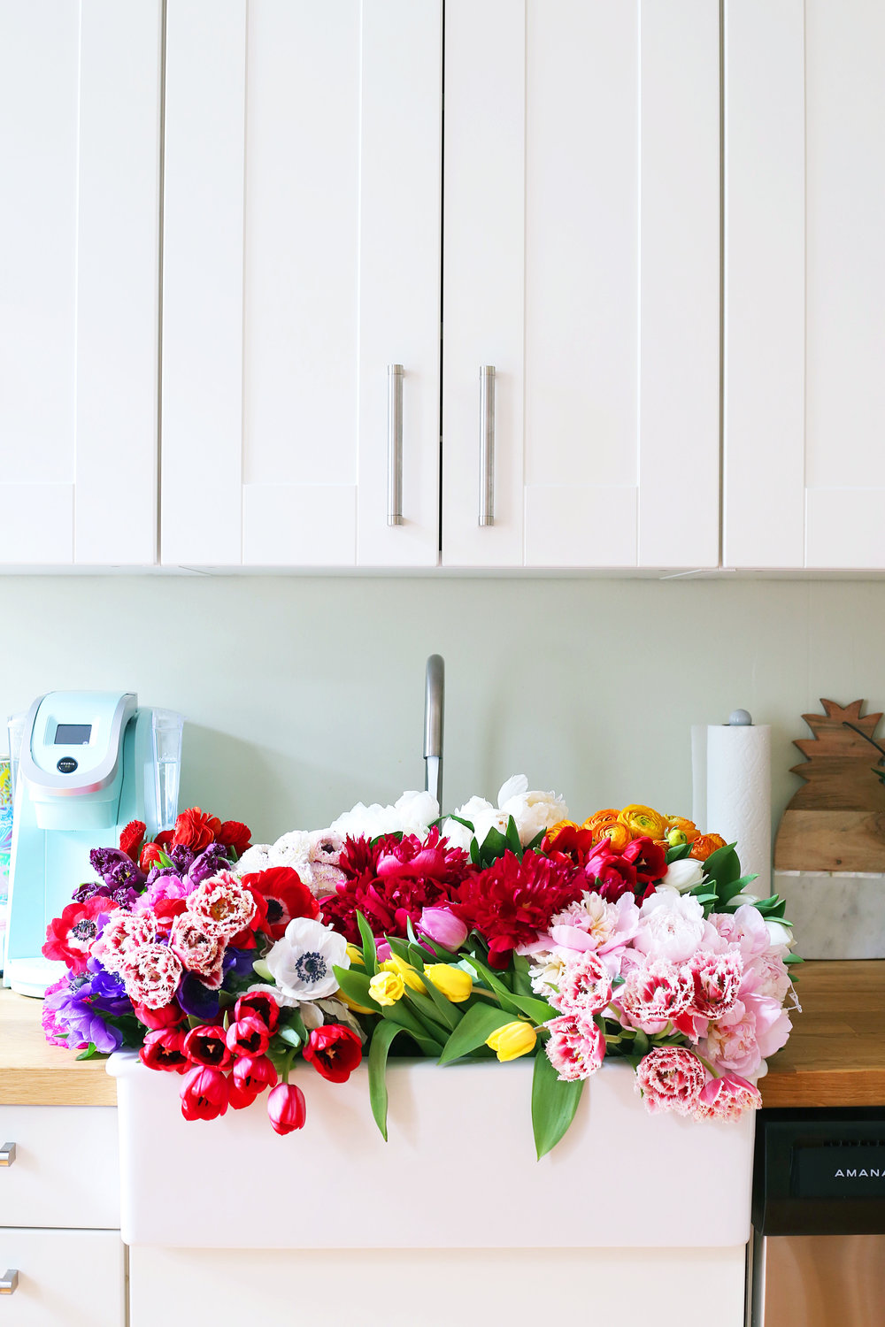 Flowers | Home Decor | Bloomia | ARSENIC-LACE.COM | Sunday Kind of Love
