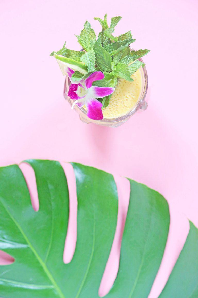 Mango Mai Tai | ARSENIC-LACE.COM | National Rum Day | Rum History | Rum Cocktails