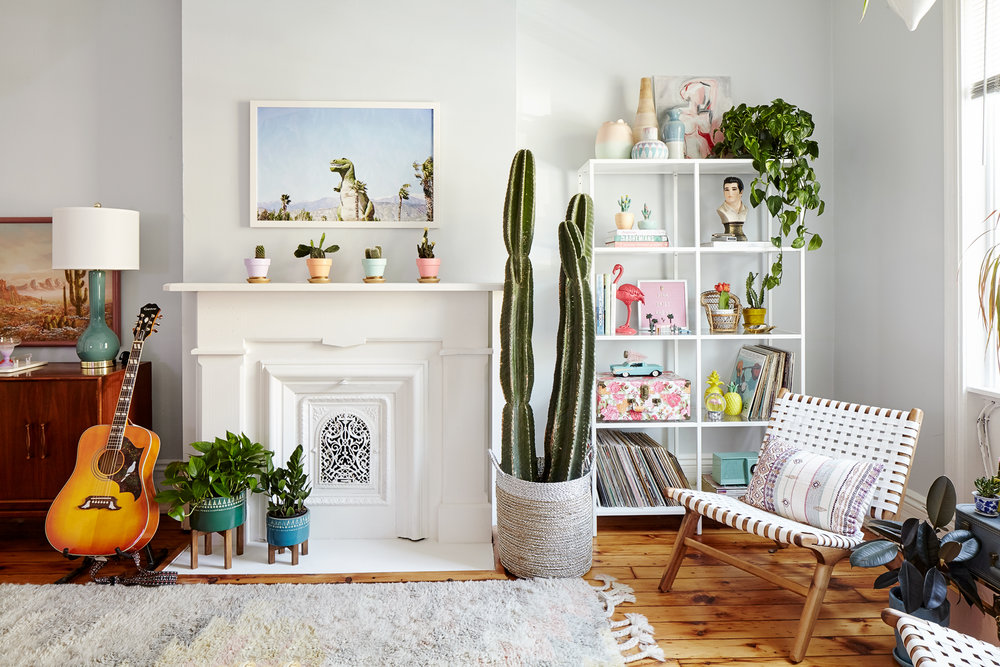 My Biggest News Of The Week Is That My Living Room Was Featured On Apartment  Therapy. I Went To School For Interior Design (not Sure If A Lot Of You  Know ...