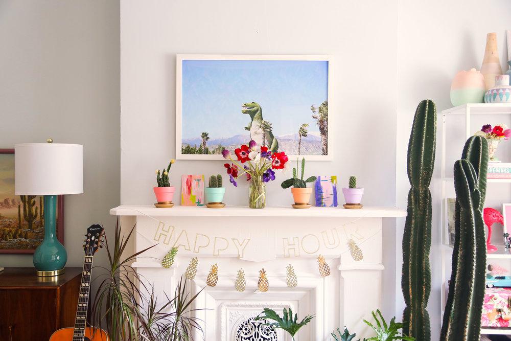 Sunday Kind of Love | ARSENIC-LACE.com | Living Room Decor | Home Decor
