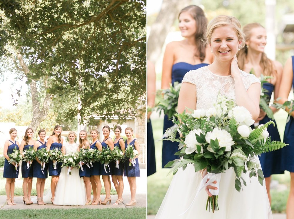 Corpus Christi Bride and Bridesmaids in JCrew Navy I Chandras Collection Photography l www.avenueievents.com.jpg