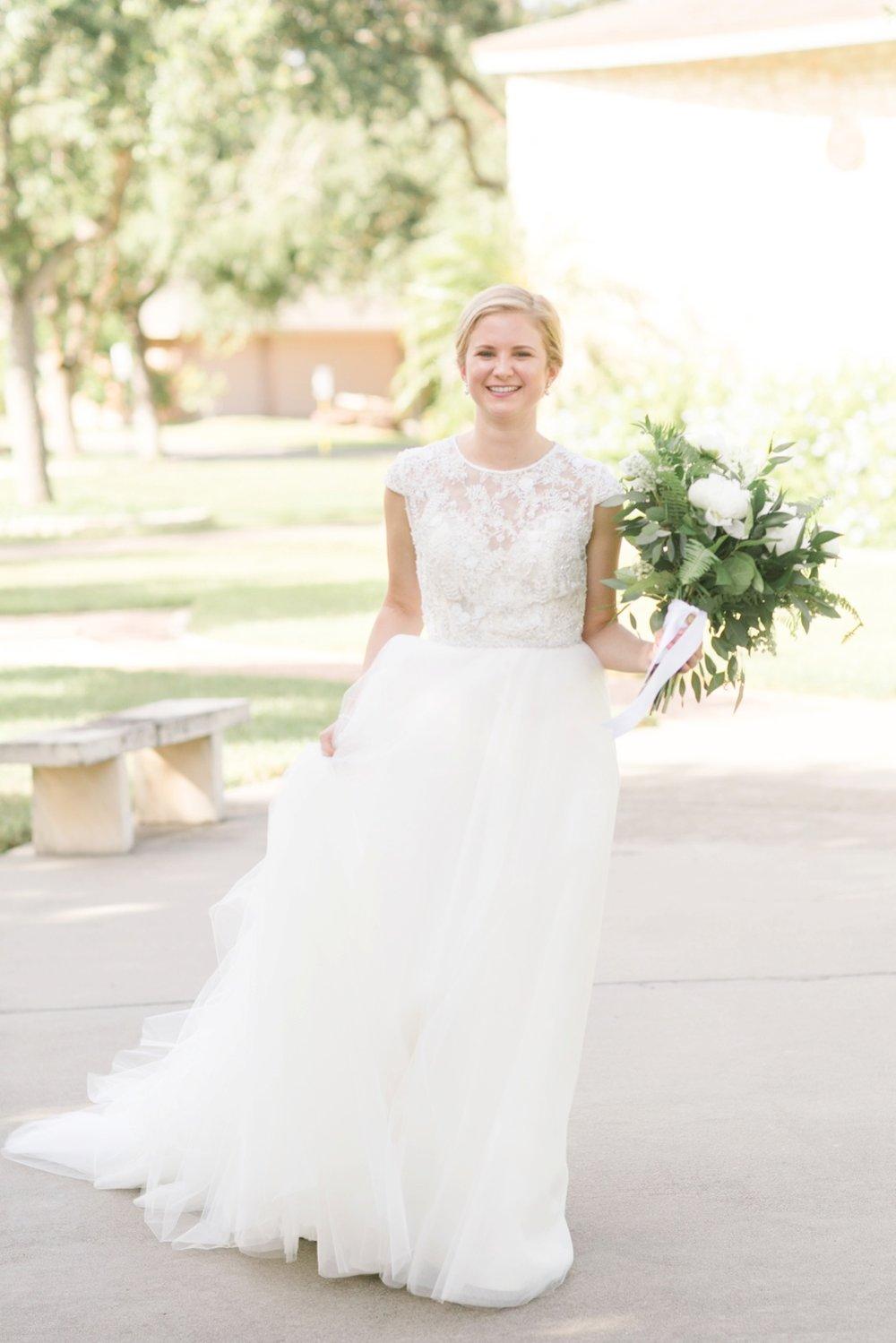 Corpus Christi Bride in a Garden Wedding I Chandras Collection Photography l www.avenueievents.com.jpg