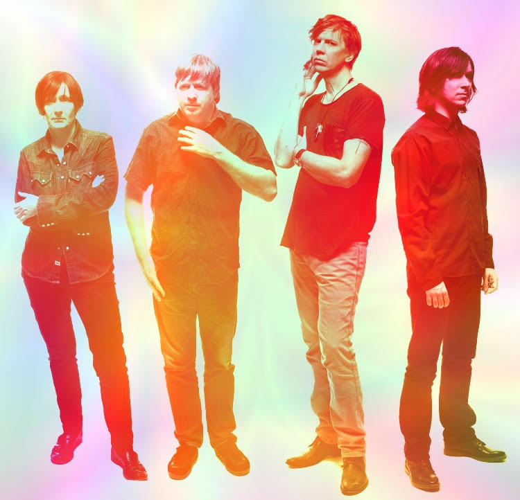 Thurston Moore Group photo: Phil Sharp
