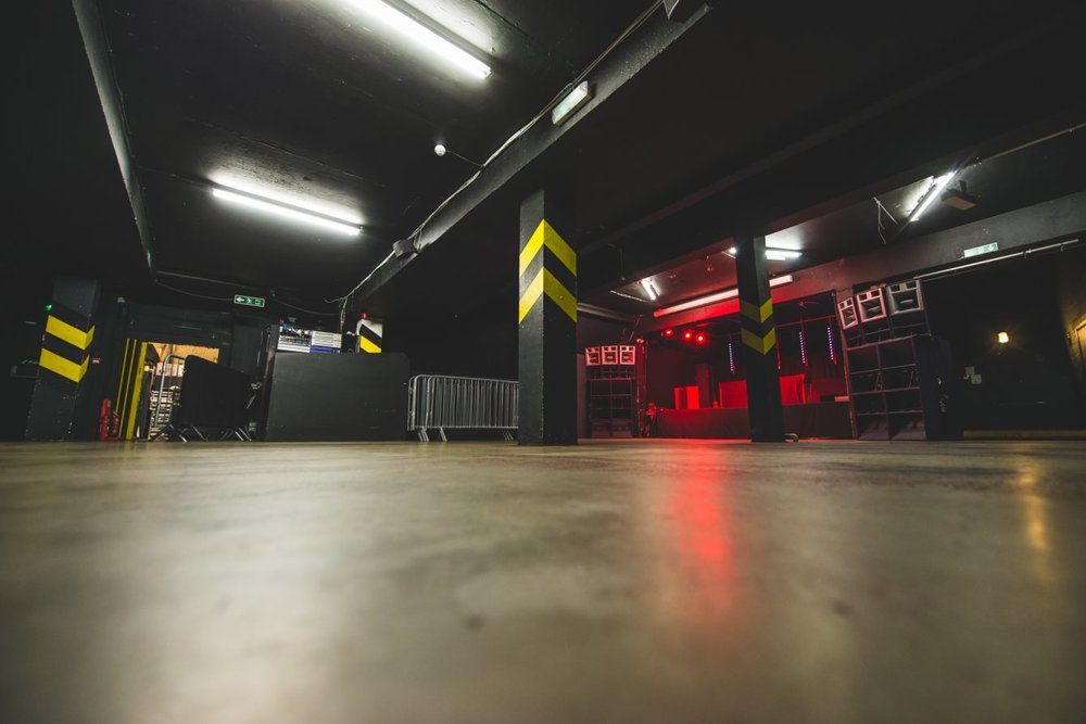 REDGALLERYLDN BASEMENT SPACE