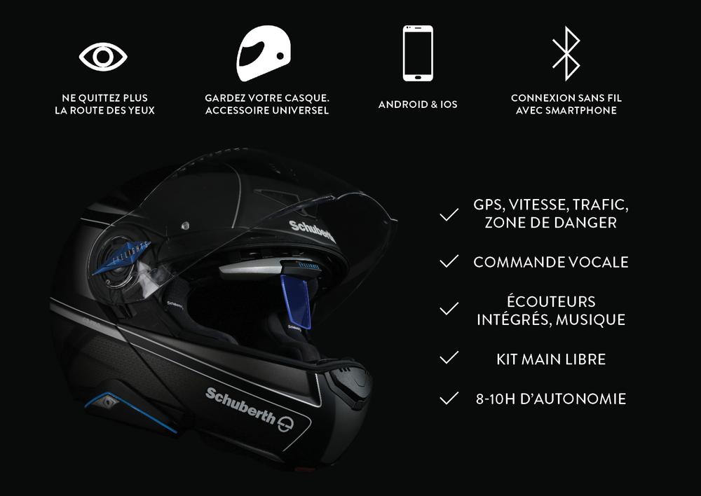 Eyelights GPS moto