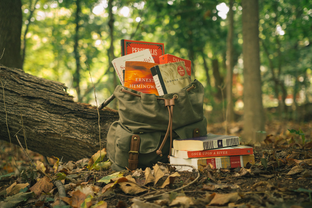 BookBag   an eco-friendly handpicked used book subscription box