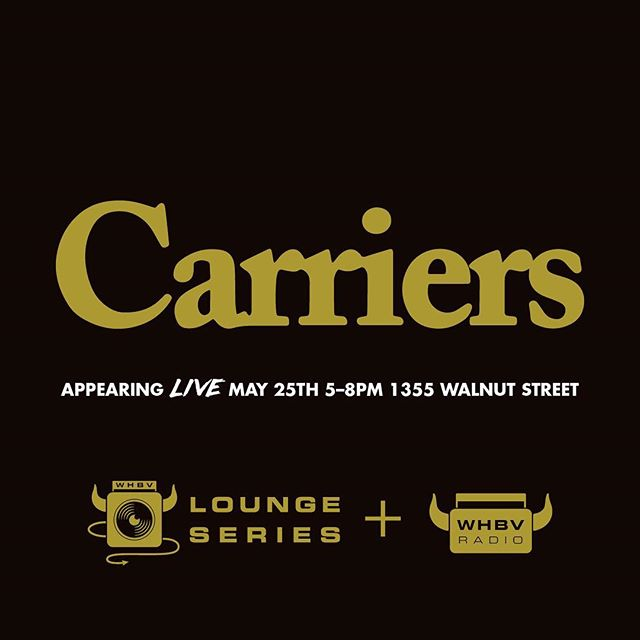 @carrierstheband #FinalFriday at @wehavebecomevikings #VikingLounge Series 5-8p #GoodVibes