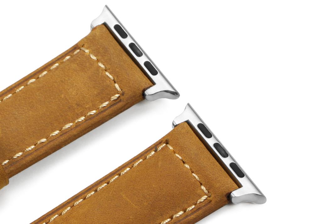 CLASSIC  Bullstrap | Silver Hardware